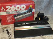 ATARI Game Console 2600 JR plus BOX